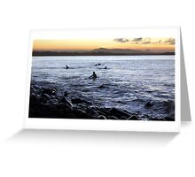 Laguna Bay  Greeting Card