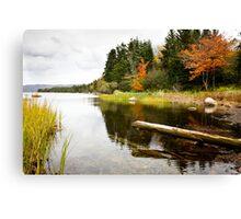 Atlantic Autumn Canvas Print