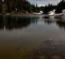 Mountain Lake by CormacEby