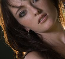 Slightly sultry by Brian Edworthy