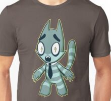 Spikey Cat Unisex T-Shirt