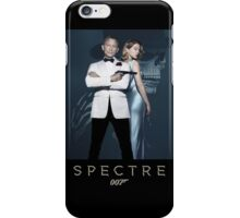 007 spectre bond and girl iPhone Case/Skin