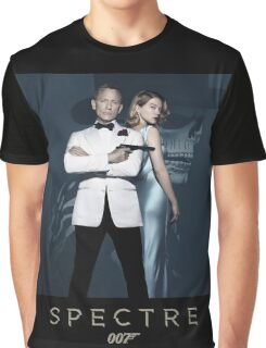 007 spectre bond and girl Graphic T-Shirt