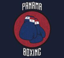 Panama Boxing by CreativoDesign