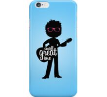 Small Great One iPhone Case/Skin