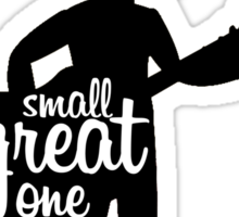 Small Great One Sticker