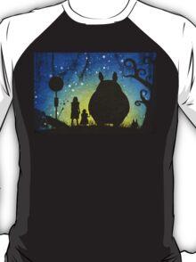 Small Spirits (Totoro) T-Shirt
