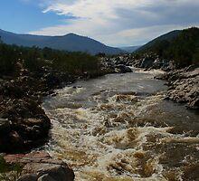 Snowy River NSW HDR #1 by Matt  Carlyon