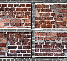 History in brick by awefaul