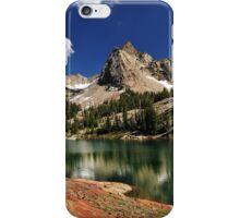 Lake Blanche, Sundial Peak iPhone Case/Skin
