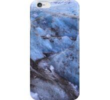 Glacier closeup  iPhone Case/Skin