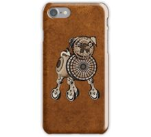 Steampunk Pug iPhone Case/Skin