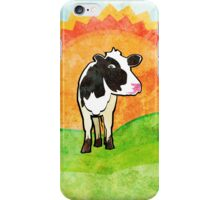 Dairy Cow iPhone Case/Skin