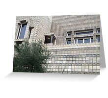 Ennis House, Frank Lloyd Wright Greeting Card