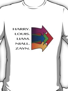 1 Direction T-Shirt