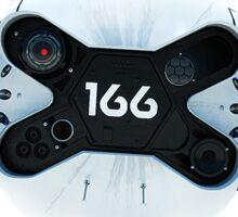 Drone 166  Sticker