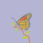 Viceroy Butterfly by evisionarts