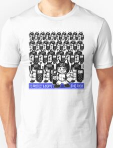 To Protect & Serve... Unisex T-Shirt