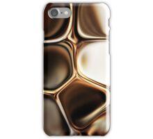 swirly chocolate bar iPhone Case/Skin