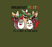 Breakfast Fiesta 2 by Ameda Nowlin