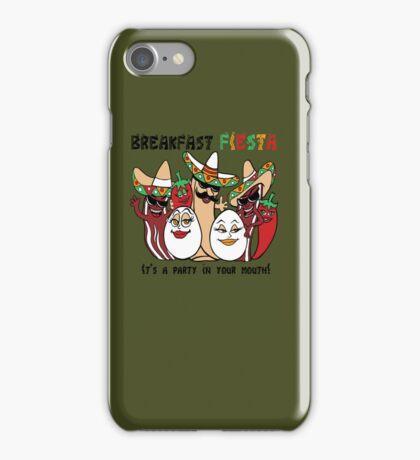 Breakfast Fiesta 2 iPhone Case/Skin