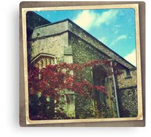 Cambridge Collection: Blossom Canvas Print