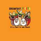Breakfast Fiesta 3 by Ameda Nowlin