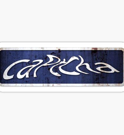 Captcha Sticker