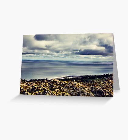Wales, Abergele Coast Greeting Card