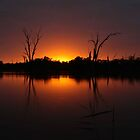 Murray Dawn by Paul Campbell  Photography