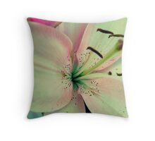 The Sweetness of Summer Throw Pillow