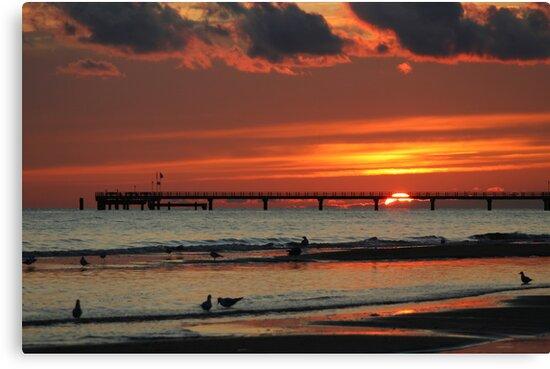 Sunrise by JanaBehr