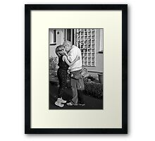 Everyone loves their Nana Framed Print