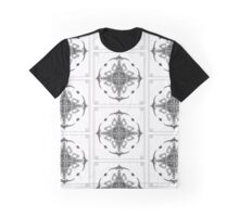 Quilted Locus. Graphic T-Shirt