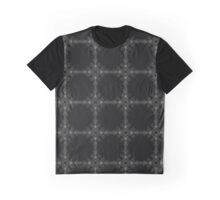 Electric snowflakes. Graphic T-Shirt