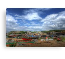 Hastings  Canvas Print