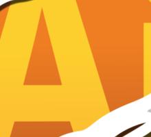 Graphic artist - level : Illustrator Sticker