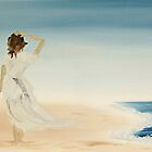 At the beach by Andreas  Berheide