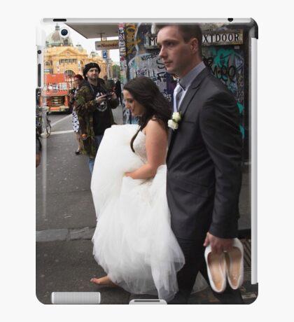 Hosier Lane Bride iPad Case/Skin