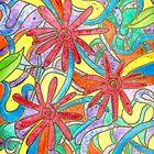 Watercolor Playland by Deb Coats