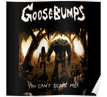 goosebumps i'm not scare Poster