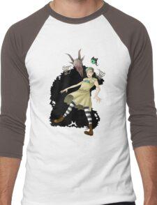 Jack Bow Men's Baseball ¾ T-Shirt