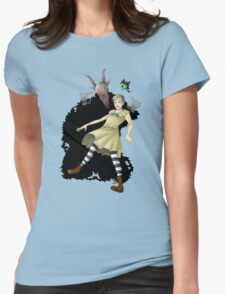 Jack Bow Womens Fitted T-Shirt