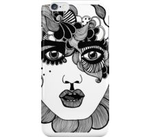 Swirly Doodle iPhone Case/Skin