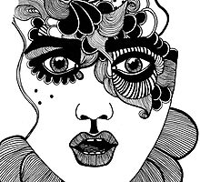 Swirly Doodle by mikaylaaaac