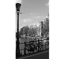 Amsterdam Aug Photographic Print