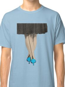 Hot Shoes - Blue! Classic T-Shirt