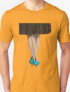 Hot Shoes - Blue! T-Shirt