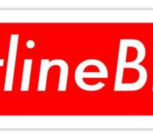 Drake Hotline Bling (Supreme) Sticker