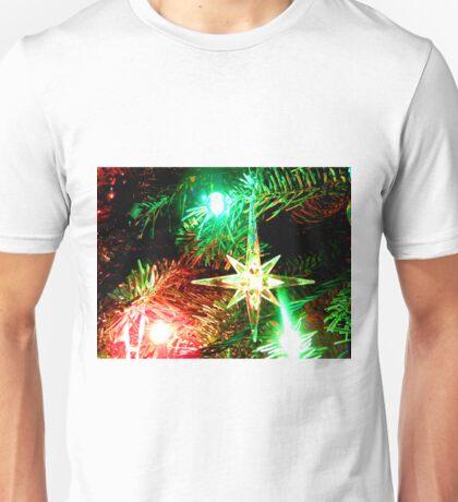 Christmas Star Unisex T-Shirt